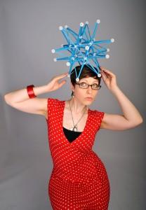 Science Comedy Supernova host Helen Arney. Credit: Steve Ullathorne